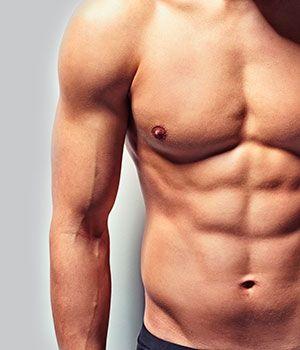 عمليات تجميل عضلات الصدر